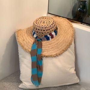 Boho Nine West Scarf Hat